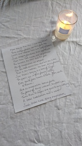 Handwritten Shakespeare - AMND 1
