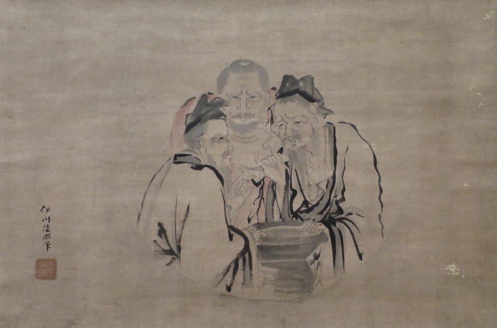 'The_Three_Vinegar_Tasters'_by_Kano_Isen'in,_c._1802-1816,_Honolulu_Museum_of_Art,_6156.1