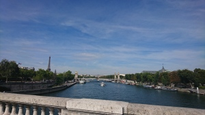View from Pont Concorde