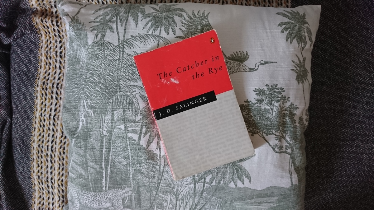 Catcher in the rye literary analysis essay